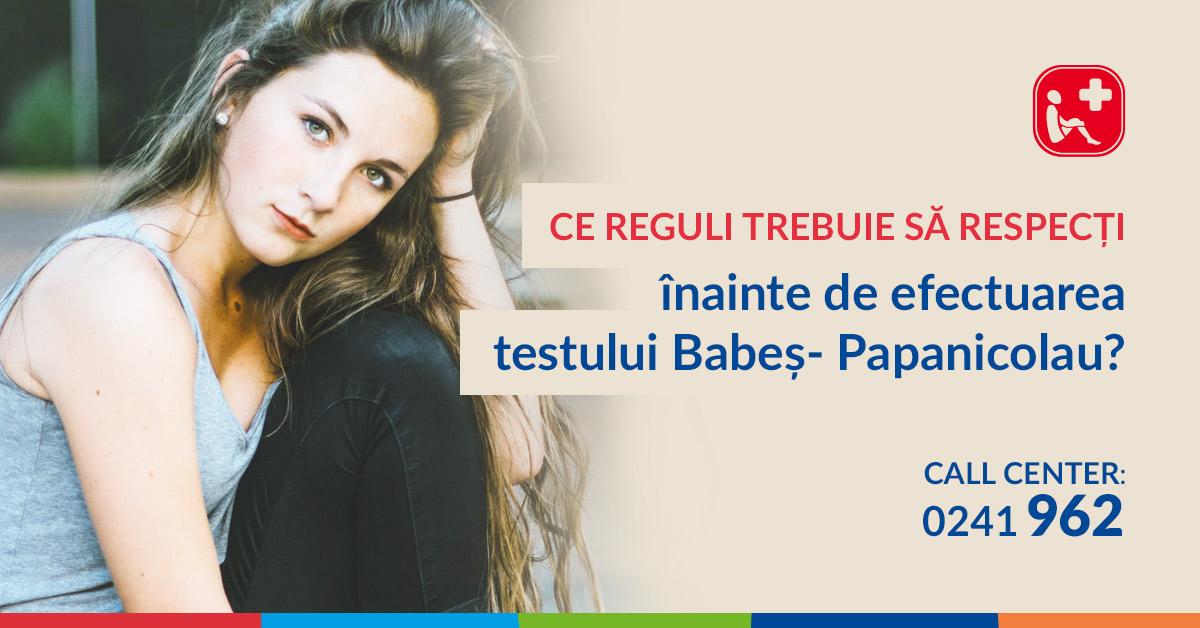 Top 10 reguli pe care trebuie să le respeci atunci când faci testul Babeș-Papanicolau