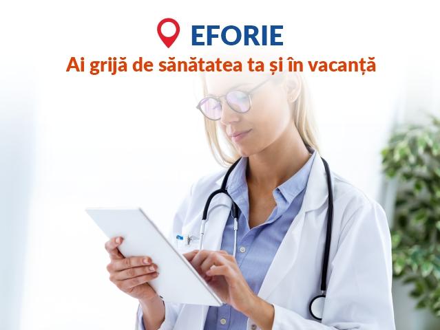 Centru medical Eforie