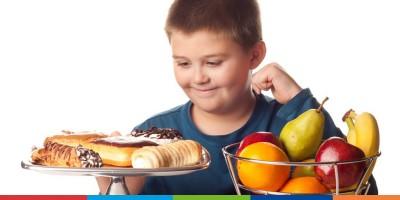 Cinci pasi pentru tratatarea obezitatii infantile